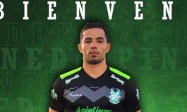 Platense hace oficial la contratación del colombiano Andrés Pineda