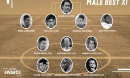 Ningún hondureño entre los mejores de la Concacaf 2018