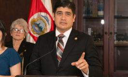 Costa Rica no participará en la nueva toma de posesión de Maduro en Venezuela