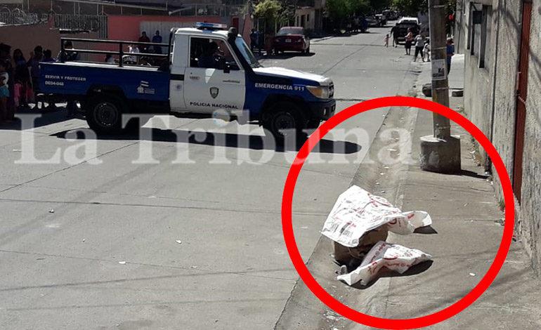 Hallan a hombre descuartizado dentro de caja en Comayagüela