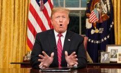 Trump insiste en el muro ante una 'nueva caravana' de migrantes