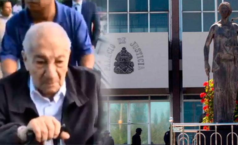 Dictan arresto domiciliario para Elvin Santos Lozano