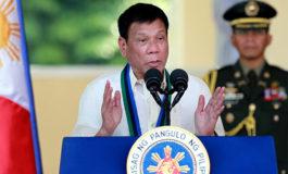 Duterte anuncia que Filipinas no comprará más equipamiento militar a EEUU