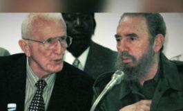 Gallego Fernández, dirigente histórico de la revolución cubana
