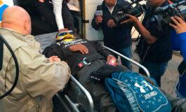 Accidente vial deja 10 personas heridas en la carretera a Olancho