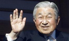 Última aparición del emperador de Japón