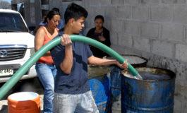 Amenazan con endurecer protestas contra la municipalización del agua