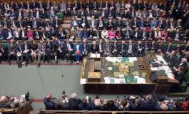 Parlamento británico rechaza acuerdo de Brexit