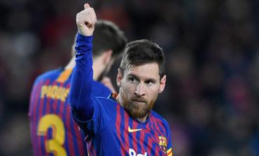 Messi llega a los 400 goles