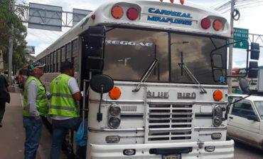 Nuevas rutas de transporte diseñan para Tegucigalpa y SPS