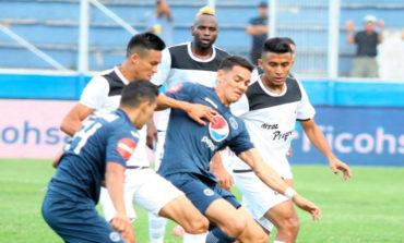 Motagua golea al Honduras Progreso y es líder del Clausura