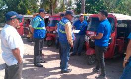 Extienden 114 certificados en legalización de mototaxis