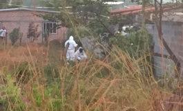 Matan de una puñalada a mujer en solar baldío de Amarateca