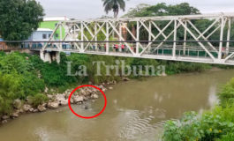 Encuentran cadáver en el río Chamelecón (Video)