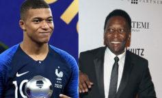 Pelé cree que Mbappé puede ser su heredero