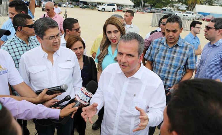 BID apoyará obra en antiguo centro penal de San Pedro Sula