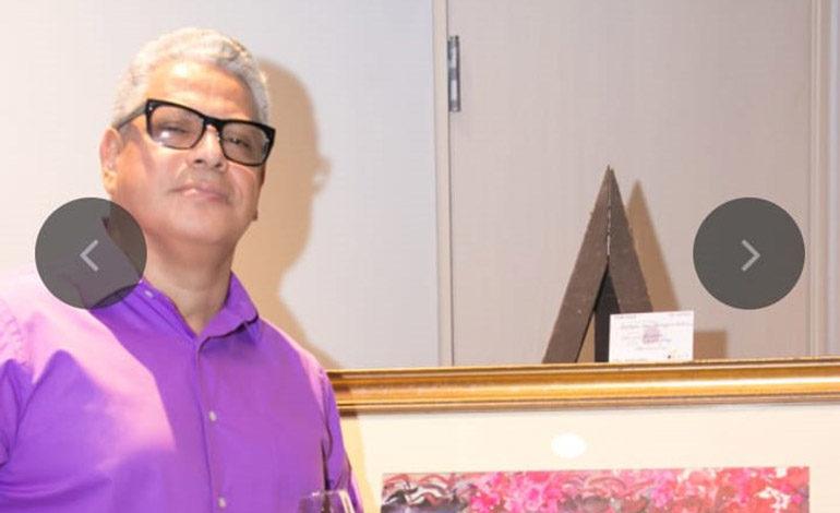 Fallece destacado pintor hondureño Ulises Rivera