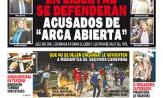 """EN LIBERTAD SE DEFENDERÁN ACUSADOS DE """"ARCA ABIERTA"""""""