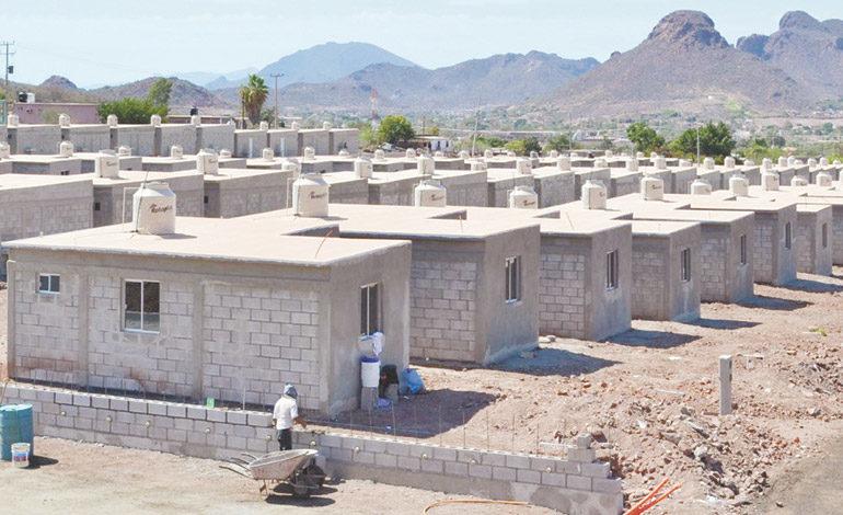 Megaproyecto habitacional y cuatro guarderías, entre obras sociales del 2019
