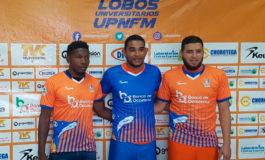 Mendoza, Osorio y Güity se visten con piel de ´lobo´