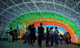 480 mil personas visitaron la Villa Navideña capitalina