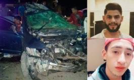 Mueren dos jóvenes en accidente vial en Danlí, El Paraíso (Video)