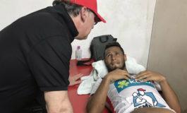 Alex López anota con Alajuelense, pero se lesiona