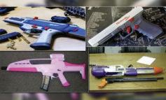 Rifles y fusiles de videojuegos son los más vigilados