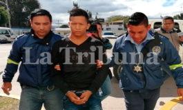 Capturan a presunto implicado en asalto a autobús que dejó dos muertos
