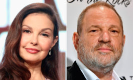 Rechazan la acusación de Ashley Judd contra Harvey Weinstein por acoso sexual