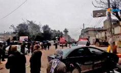 Quince muertos en atentado suicida contra coalición antiyihadista en Siria (Video)
