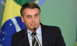 """Bolsonaro facilita la posesión de armas para la """"legítima defensa"""" en Brasil"""