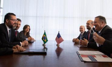 """Brasil y Estados Unidos se comprometen a construir una asociación """"más intensa"""""""