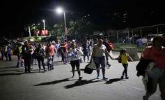 Más de 500 hondureños inician nueva caravana con la idea de llegar a EEUU (Video)