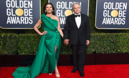 Catherine Zeta Jones y Michael Douglas destacan belleza de Honduras en los Golden Globes (Video)