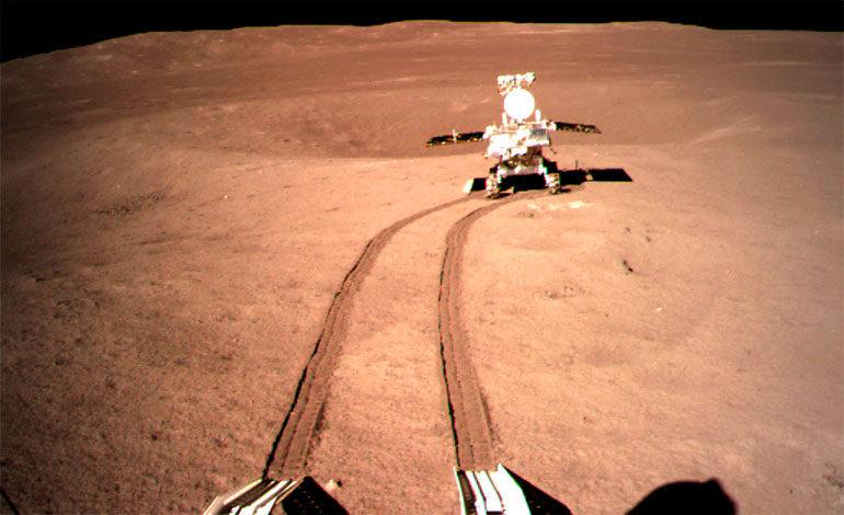 Chang'e 4 empieza investigaciones internacionales en cara oculta de la Luna