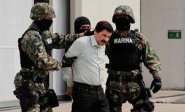 Cuando el ejército paseó al Chapo cabeza abajo en helicóptero