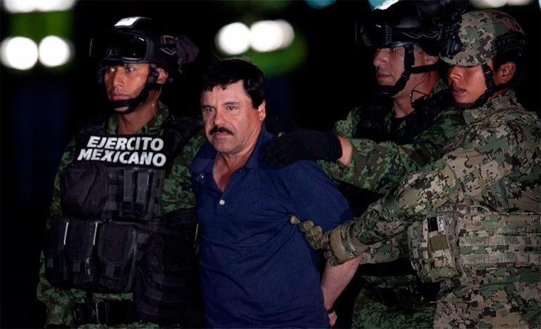 El sueño de 'El Chapo' Guzmán era tener su propia película