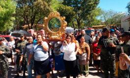 """La """"Patrona de Honduras"""" llega a ciudad de Choluteca"""
