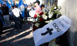 """Alemania insta a Guatemala a """"reconsiderar"""" su decisión sobre la Cicig"""
