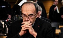 Comenzó el juicio a un cardenal francés por guardar silencio sobre casos de pederastia (Video)
