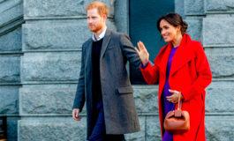 Príncipe Enrique y Meghan Markle esperan su primer hijo para fines de abril o mayo