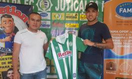 José Escalante nuevo refuerzo del Juticalpa FC