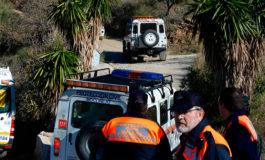 España: cavan nuevo túnel en búsqueda de menor desaparecido