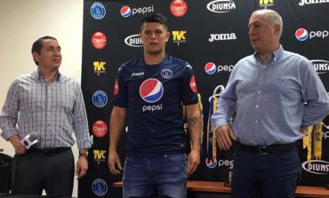 """Marcelo Estigarribia: """"Vengo al campeón y pelearé por ser titular"""""""