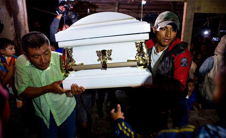 """ONU señala que aún hay """"interrogantes"""" en muerte niños guatemaltecos en EEUU"""