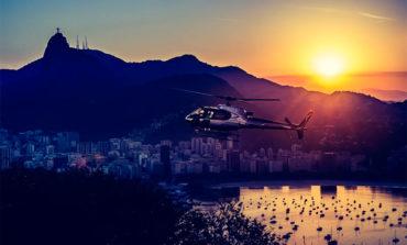 Un muerto al caer helicóptero policial en Rio de Janeiro