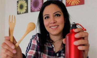 La joven mexicana que ha pasado tres años sin producir basura (Video)