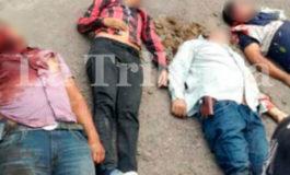Matan a cuatro miembros de una familia en Olancho