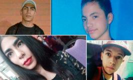 Identifican a los cuatro muertos de El Carrizal